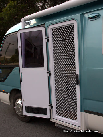 Hino Liesse Motorhome Conversion First Choice Motorhomes