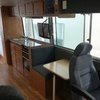 Looking down the Motorhome Conversion Inside