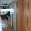 Motorhome Kitchen with LCD TV
