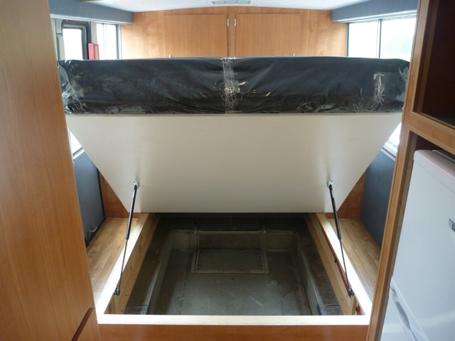 Toyota Hiace Campervan Conversion First Choice Motorhomes